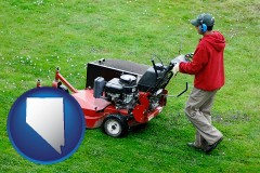 nevada a lawn mowing service